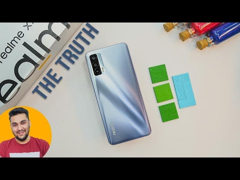 Realme X7 Unboxing: Great Package?