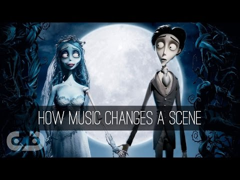 How Music Changes a Scene