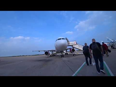 Traveling to Lithuania wizz air Doncaster airport 2017