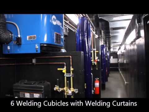 53' Welding Training & Testing Module from DropBox Inc.