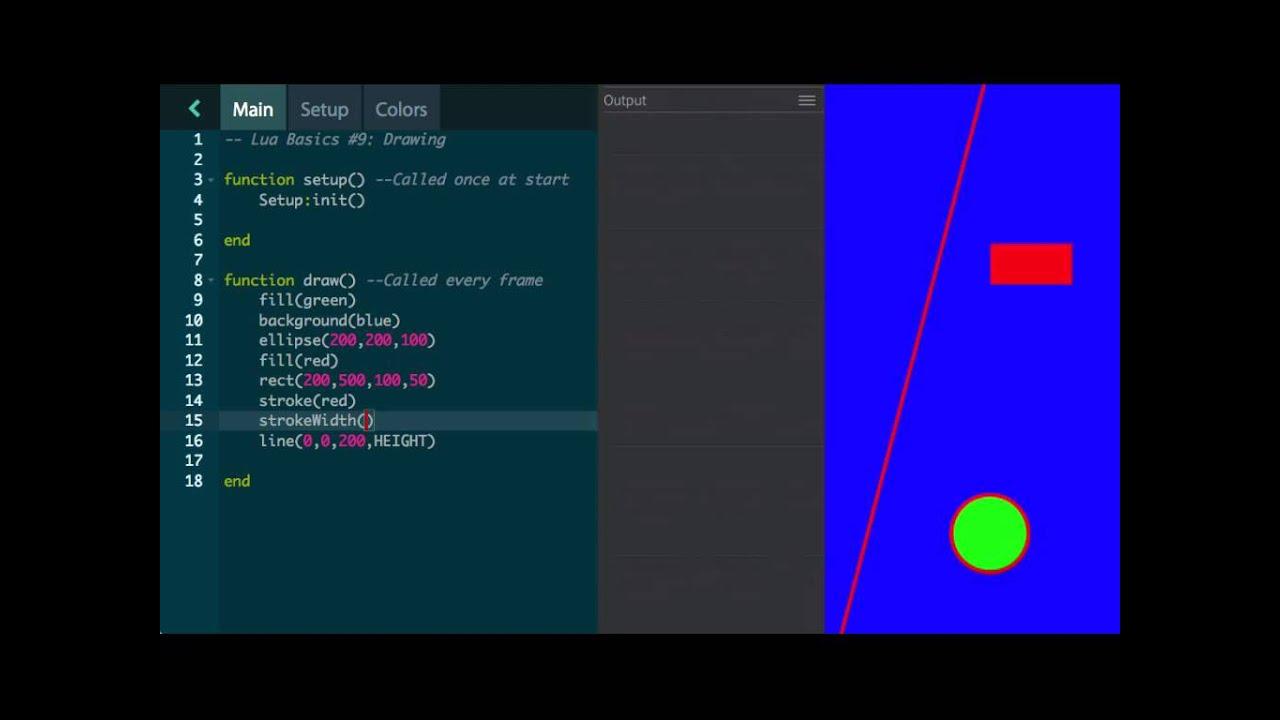 Lua programming toreackbox lua programming baditri Gallery