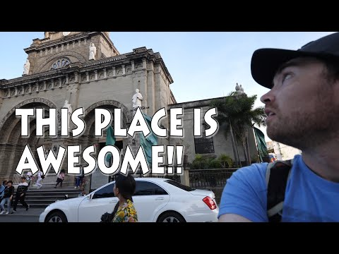 WOW INTRAMUROS IS A BEAUTIFUL HISTORICAL SPOT TO EXPLORE IN MANILA