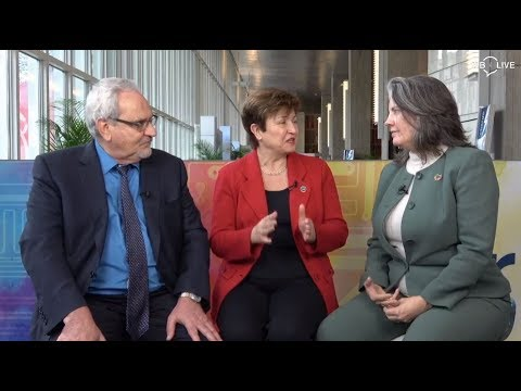 SM18: An interview with Kristalina Georgieva and Philippe Le Houérou