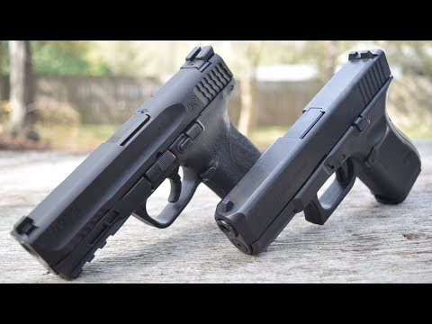 S&W M2.0 Compact Vs Gen 5 Glock 19...Your New Best Polymer Pistol Is???