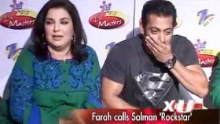 Farah - Salman's budding friendship