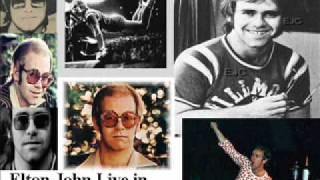 Elton John - Rotten Peaches (Live in Tokyo 1971)