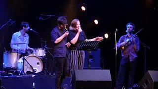 "Voodoo Jürgens ""Alimente"" feat. Katarina Trenk (Sex Jams) & Der Nino aus Wien, Tulln - Donaubühne"
