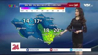 Hà Nội đã hửng nắng rồi | VTV24