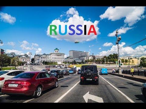 Russia's Beautiful Street View 😍