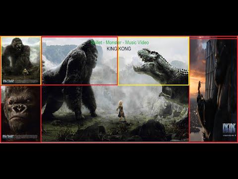 Skillet - Monster - Music Vídeo KING KONG