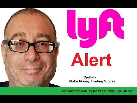 Alert on LYFT Stock Today