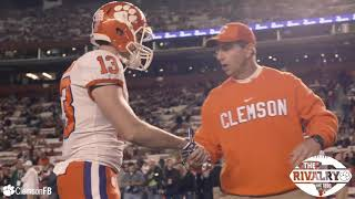 Clemson Football    Most Exciting Moments: South Carolina (2017)