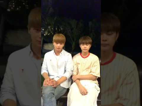 BTOB (비투비) Yook Sung Jae 육성재 - TiTu Tour in Guam live 티투 투어 괌 라으브 (with Seonho 선호랑)