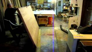 Working With Large Wood - True Wood Design
