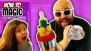 5 VISUAL Magic Tricks for Kids
