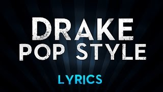 Baixar - Drake Pop Style Feat Kanye West Jay Z The Throne Lyrics Grátis