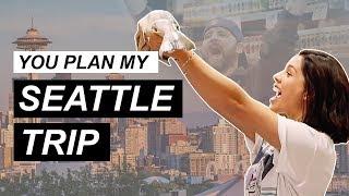 Twitter Plans My Trips: Seattle | MeganBatoon MEGANBYTES EP. 120