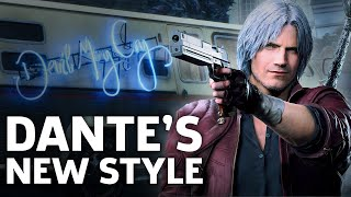 Devil May Cry 5 Devs Discuss The Older Dante Balancing For Fun And Microtransactions