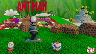 Ant-Man: Defend the Particles a Disney Infinity Toy Box preview