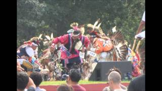 BRULE STOMP DANCE AND THE SHINNECOCK INDIAN NATION OF LONG ISLAND NY