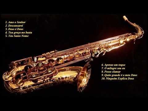 Instrumental Gospel Saxofone 2017