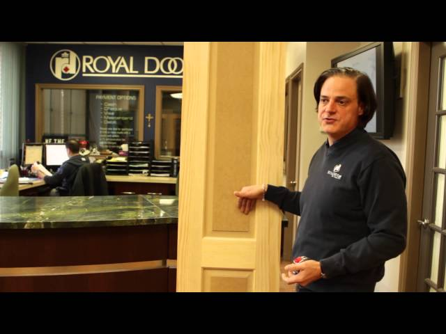 Royal Door Limited :: Realigning Free Floating Panels