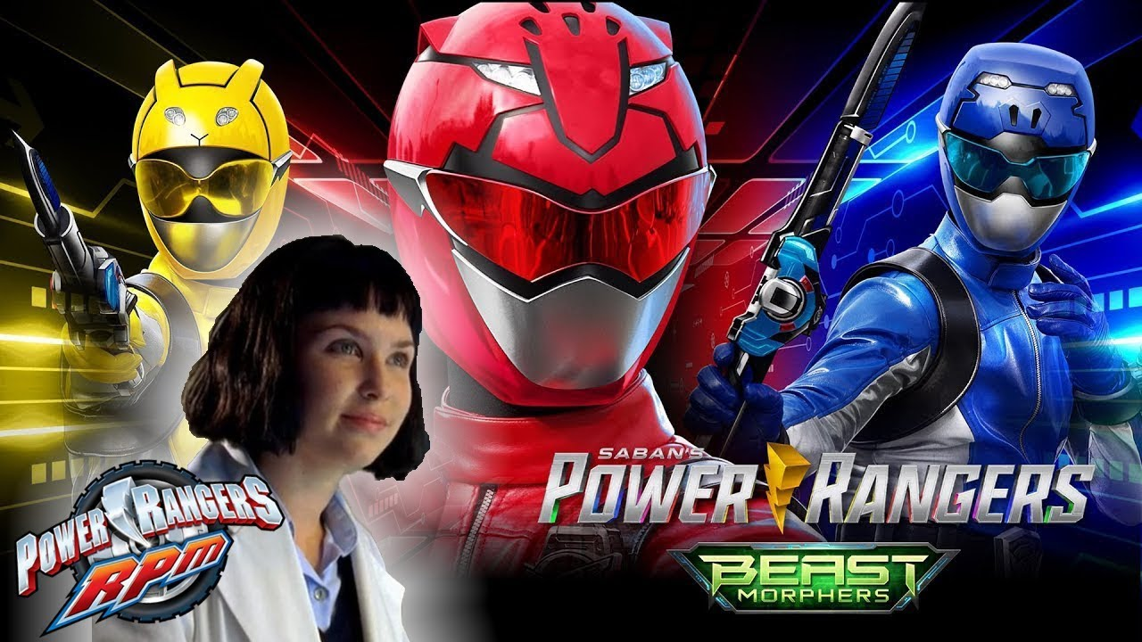 Exclusive Power Rangers Beast Morphers Rpm Crossover Happening Next Season Youtube