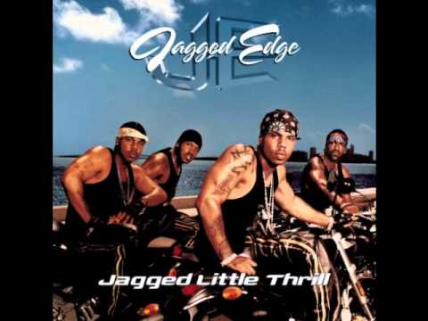 Jagged Edge - Girl its over