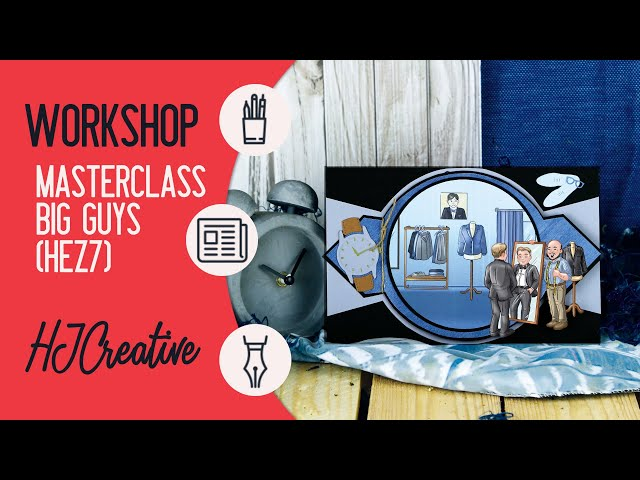 Workshop: Masterclass strak in pak (Hobby & Zo 7)