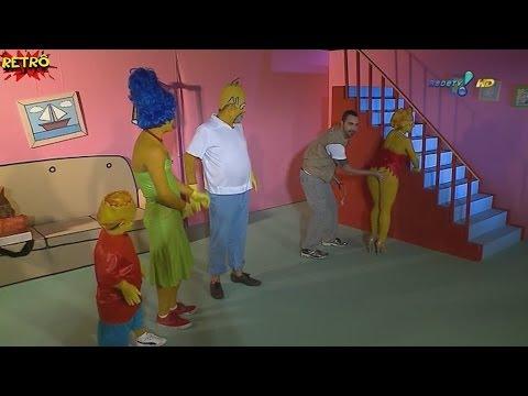Pânico Retrô - Dramaturgia - Os Simpsons