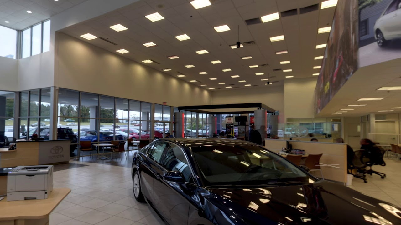 Dealership Serving Lilburn, GA | Stone Mountain Toyota