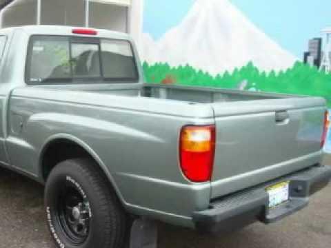 2003 Mazda B2300 Sline WA - YouTube