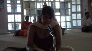 Antara Palit (Shree Radha Mohan) Indian classical song 2011