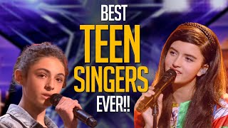 Download 15 BEST Teen Singers on America's Got Talent EVER!
