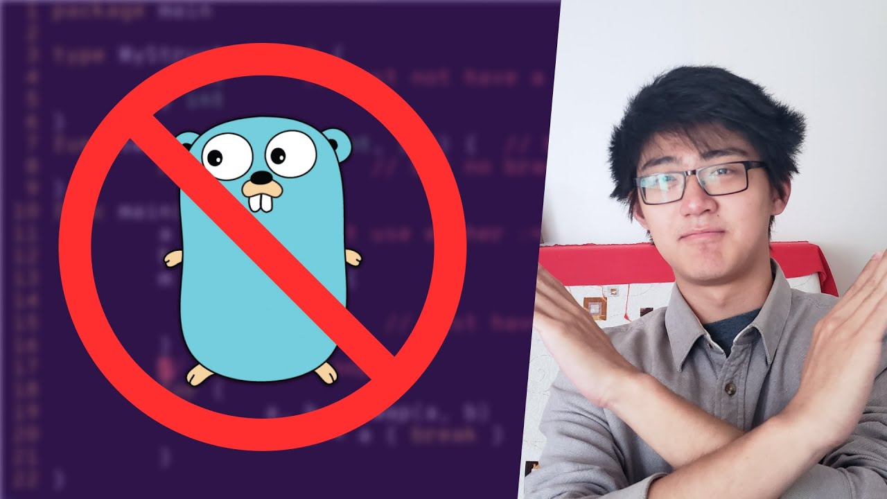5 Problems I Have with Golang