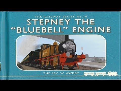 Stepney the Bluebell Engine (2018)