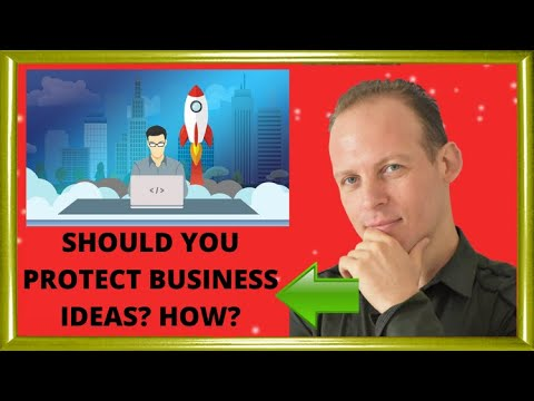 Protecting Business Ideas With An NDA (Non Disclosure Agreement)