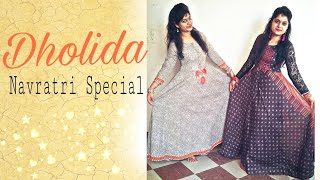 Dholida Dance | Loveratri | Navratri Special | Easy choreography | Cover by Preeti and Ruchi