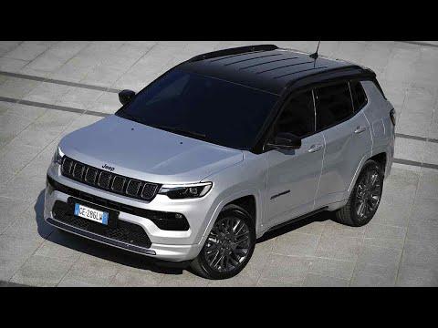 Nuova Jeep Compass - Cambia nello stile e contenuti