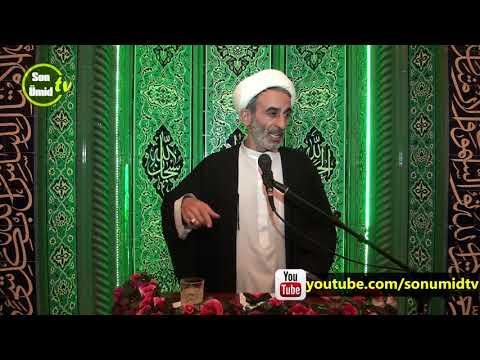 Hacı Əhliman Xanım Zeynəb (ə) mövlud moizəsi 12012019