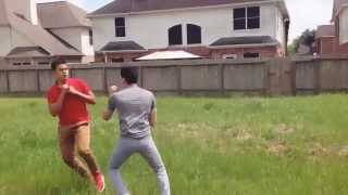 Brutal Fight Between Two Guys