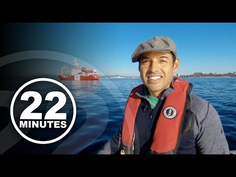 Coast to coast to coast with Shaun Majumder | 22 Minutes