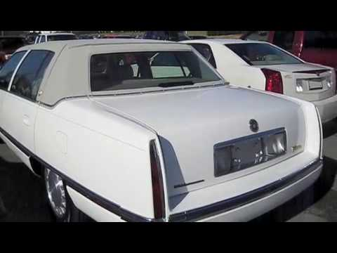 1996 Cadillac Deville Start Up, Engine, and Quick Tour - YouTube