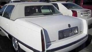 1996 Cadillac Deville Start Up, Engine, and Quick Tour