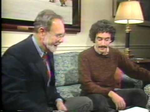 Bruce Bennett on Sportschannel - 1986