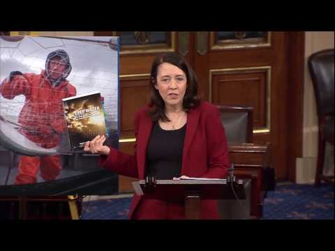 Cantwell Denounces Trump Administration's Plan to Open Coastlines to Offshore Oil Drilling