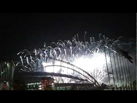 Arab games 2011 Doha Qatar HD fireworks - Starting ceremony