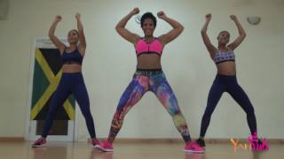 BIKE BACK BY CHARLY BLACK - YAHSUH Dance Fitness Routine