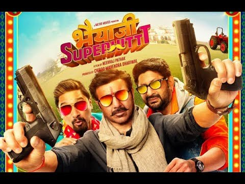 Download Sunny Deol hit Movie /Bahiya Ji Superhit/ Arshad Warsi Comedy Movie 2018