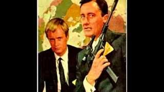 The Man From U.N.C.L.E. Theme - The Gallants - 1965 45rpm